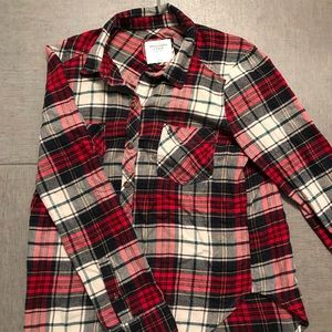 Abercrombie and Fitch Button Down Flannel